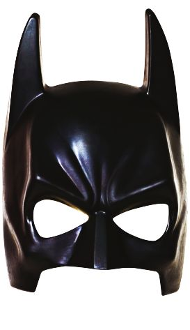 MASCARA BATMAN THE DARK KNIGHT