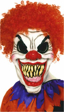 MASCARA PAYASO GROTESCO