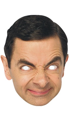 MASCARA MR BEAN